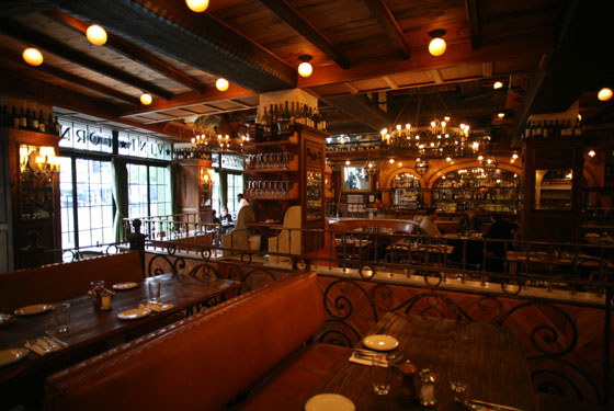 best restaurants in nyc for a first date