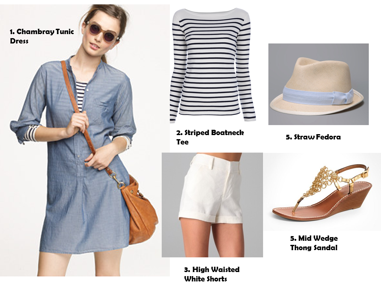 8b1754763fab NYC Style  5 Must Have Preppy Pieces For Summer