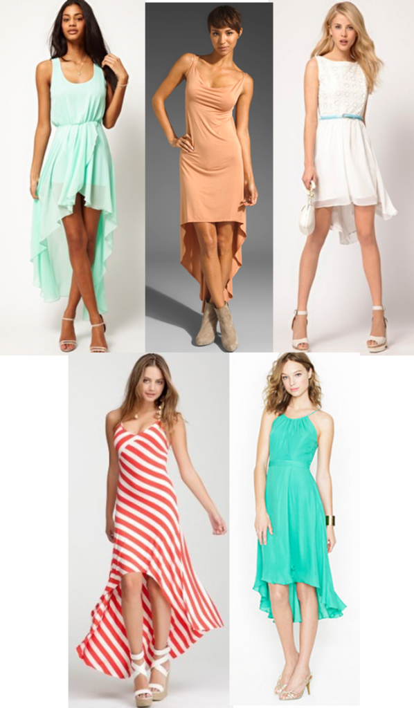 5 Hi Lo Dresses Perfect For A Summer First Date