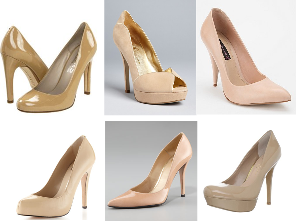6 Nude Heels Perfect For Your Fall Date Outfits | Midtown Girl