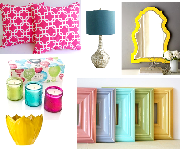 MG Decor Update Your Space With Colorful Home Accessories