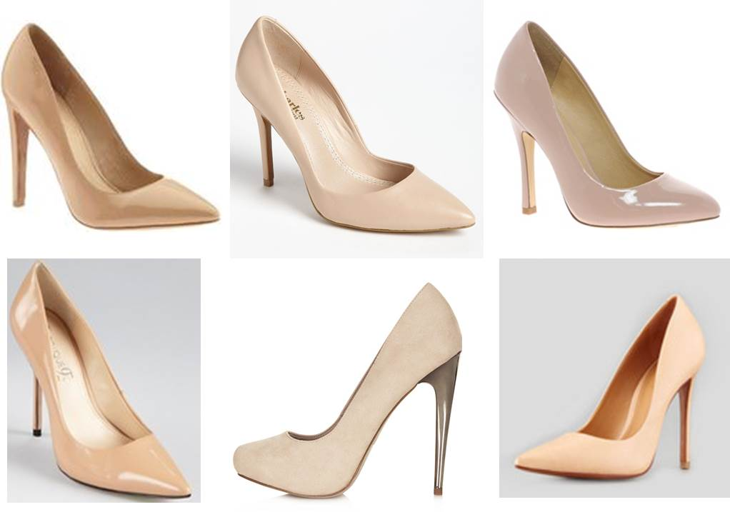6 Classic Nude Pumps Perfect For Your Fall Date Outfits  Midtown Girl