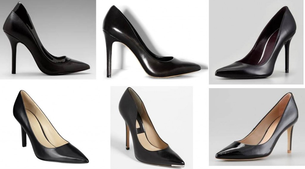 e2032279343 6 Classic Black Pumps Perfect For Your Fall Date Outfits