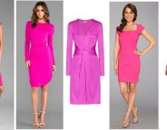 Midtown Girl by Amy Chandra - Pink Dresses for Valentine's Day Date