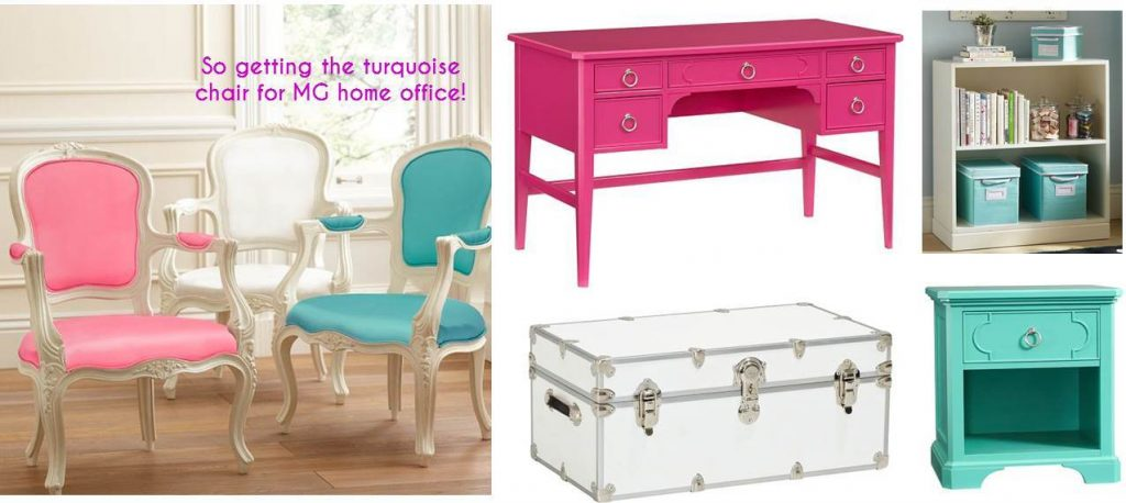 im almost finished decorating  midtown girl by amy chandra hamptons girl preppy glam office x: chic home office decor