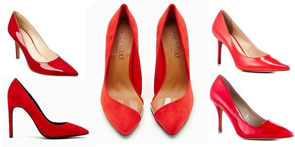 Date Night 5 Gorgeous Red Pumps Perfect For Valentines