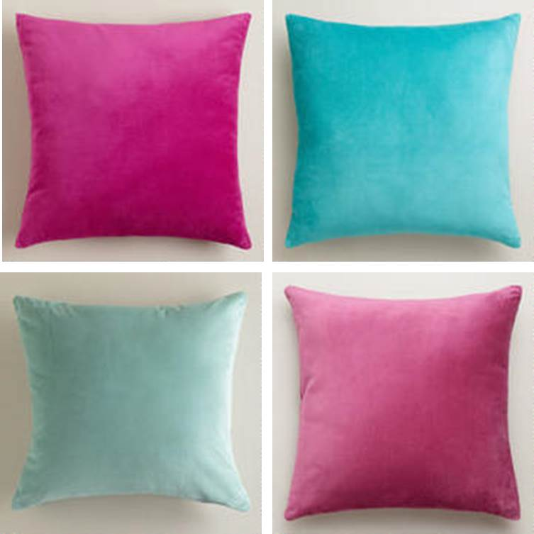 Throw Pillow Options : MG Decor: Which Throw Pillow Color Combo Should I Choose? Midtown Girl