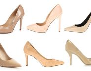 Midtown Girl by Amy Chandra - 6 Nude Pumps for Spring