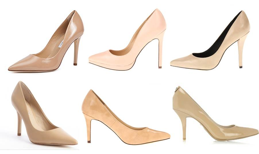 6 Classic Nude Pumps Perfect For Your Spring Date Outfits