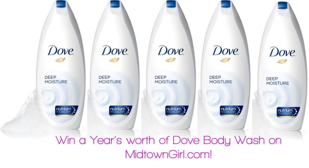 Midtown Girl by Amy Chandra - Dove Body Wash Giveaway _
