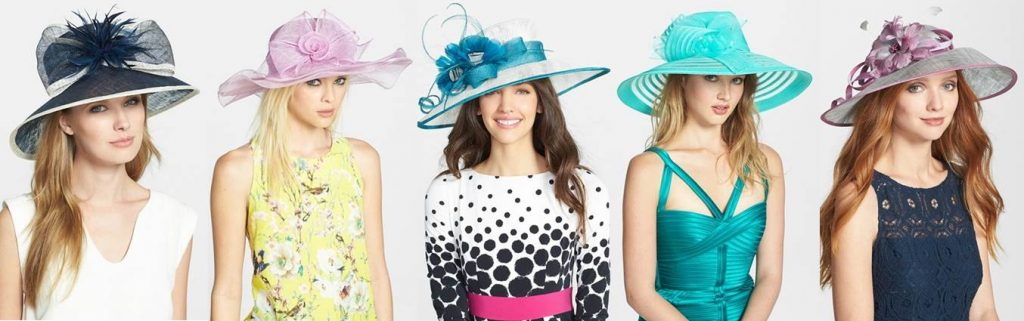 Midtown Girl by Amy Chandra - Kentucky Derby Style Hats