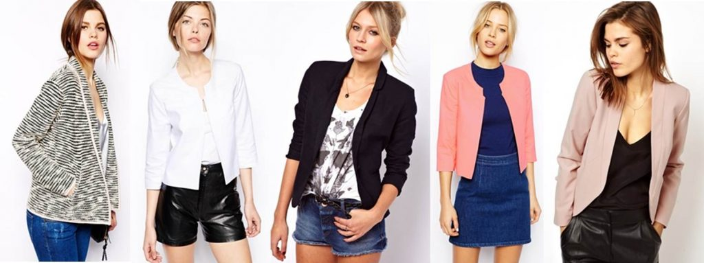 Manhattan Glamour - 5 Summer To Fall Blazers