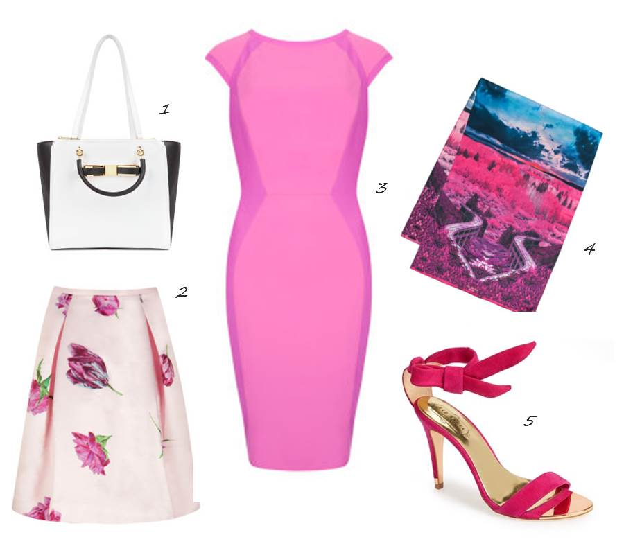 Midtown Girl by Amy Chandra - Ted Baker Must Haves For Fall