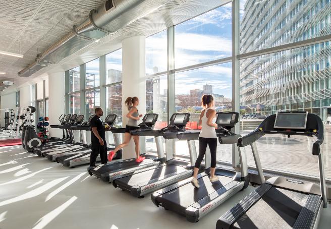 mercedes-club-treadmills