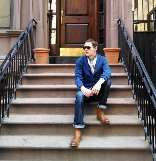 Midtown Girl by Amy Chandra - MIdtown Chap Preppy Style, Mens Fall Fashion (7)