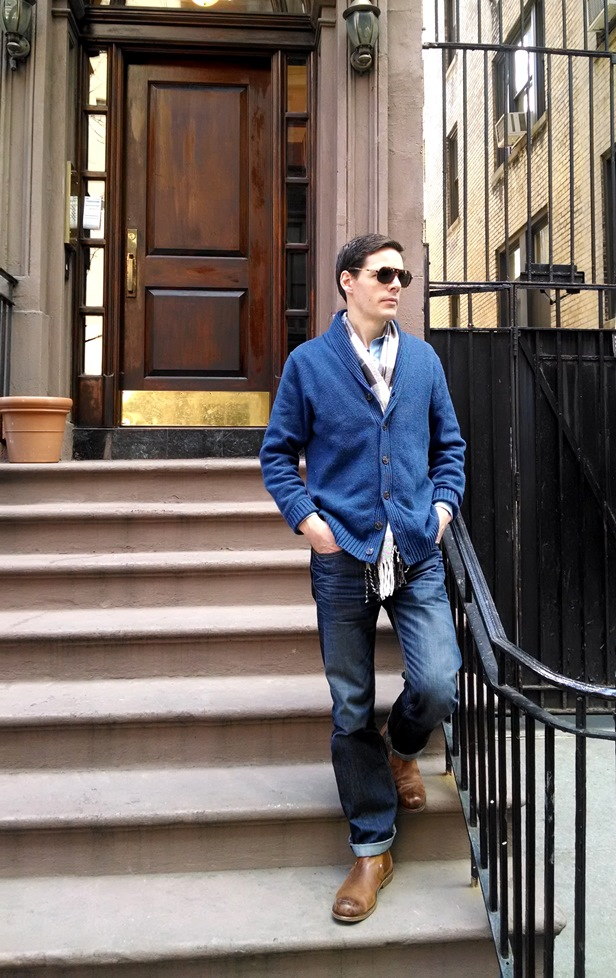 Midtown Girl by Amy Chandra - MIdtown Chap Preppy Style, Mens Fall Fashion  (8