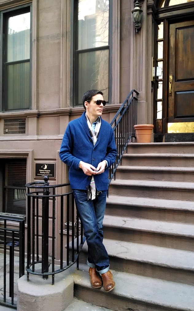 Midtown Girl by Amy Chandra - MIdtown Chap Preppy Style, Mens Fall Fashion (9)