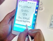 Midtown Girl by Amy Chandra - Samsung Galaxy Note Edge Review (1)