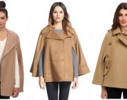 Midtown Girl by Amy Chandra - Investment Worthy Cape Coats