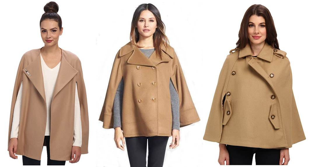 ddf0599d5 3 Investment-Worthy Camel Cape Coats