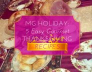 Midtown Girl by Amy Chandra - Easy Gourmet Thanksgiving Recipes