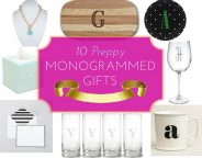 Midtown Girl by Amy Chandra - Monogrammed Christmas Gifts