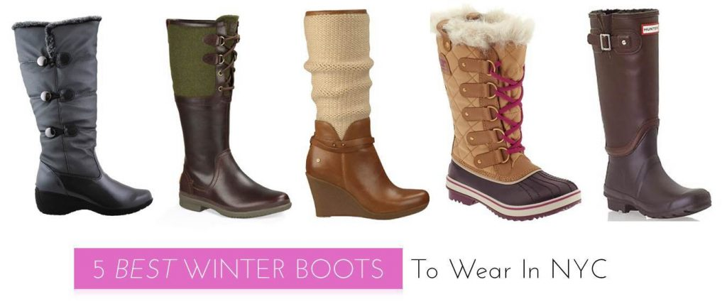 Midtown Girl by Amy Chandra - Best Winter Boots To Wear In NYC