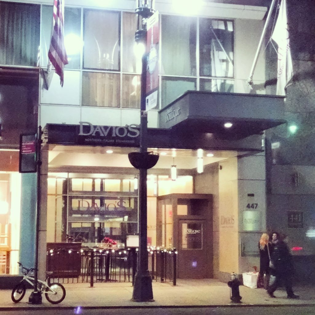 Midtown Girl by Amy Chandra - Davios Manhattan Restaurant Review (3)