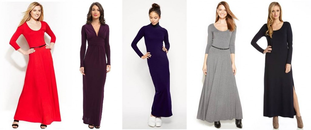 Midtown Girl by Amy Chandra - Maxi Dresses, What To Wear on Christmas Day