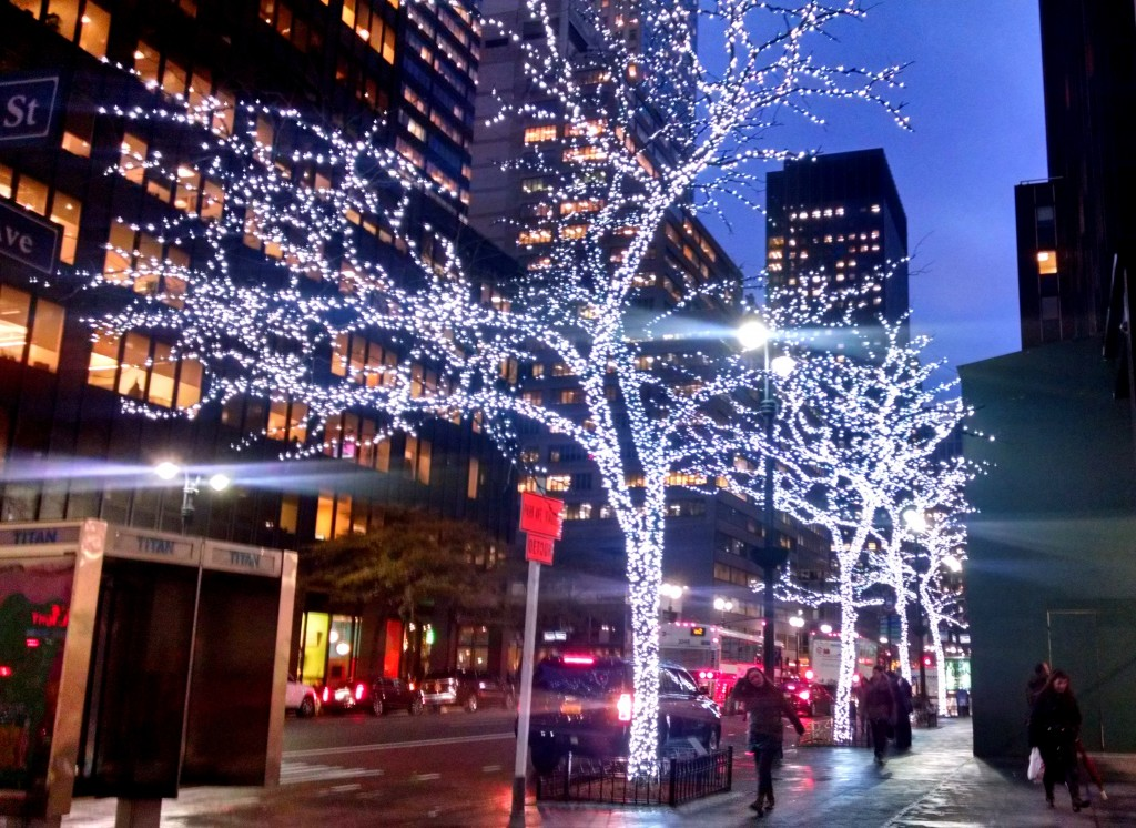 Midtown Girl by Amy Chandra - New York Holiday