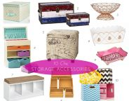 Midtown Girl by Amy Chandra - Chic Storage Accessories