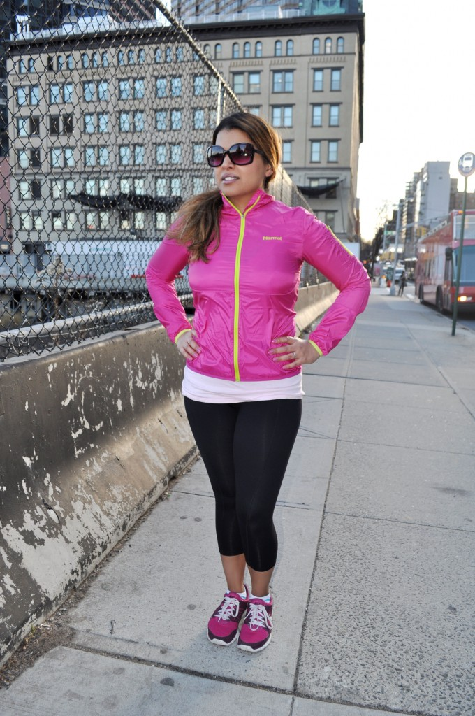 Midtown Girl by Amy Chandra - Marmot Running Jacket (3)