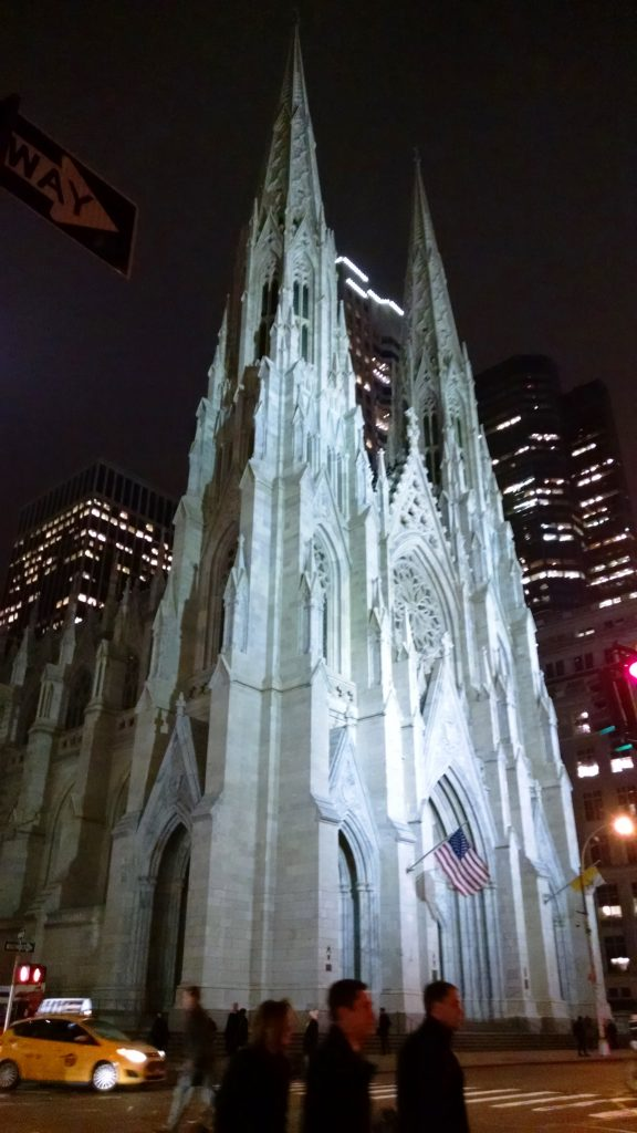 Midtown Girl by Amy Chandra -  St. Patrick's Cathedral After Renovation