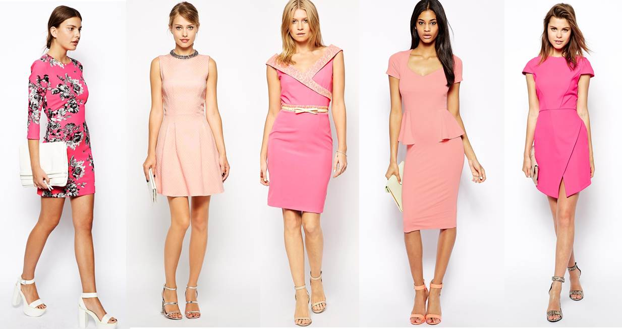 5 Preppy Pink Dresses Perfect For Valentine's Day | Midtown Girl