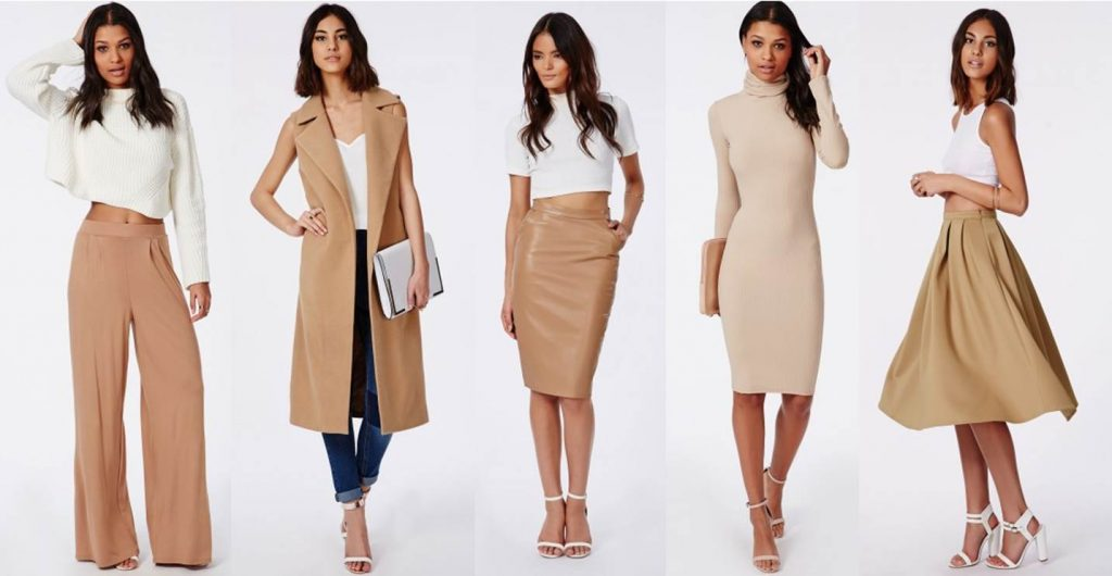 Midtown Girl by Amy Chandra - Must Have Tan Separates For Spring