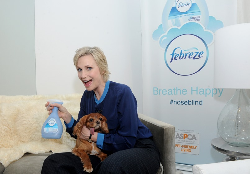 Jane Lynch Partners with Febreze