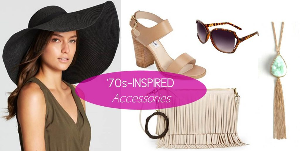 Midtown Girl by Amy Chandra - 70's Inspired Spring Accessories _
