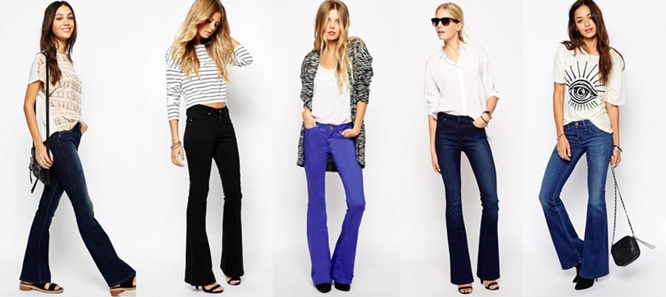 Retro Chic: 5 Must-Have Flare Jeans For Spring | Midtown Girl