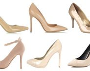 Midtown Girl by Amy Chandra - Spring Nude Pumps Date Night