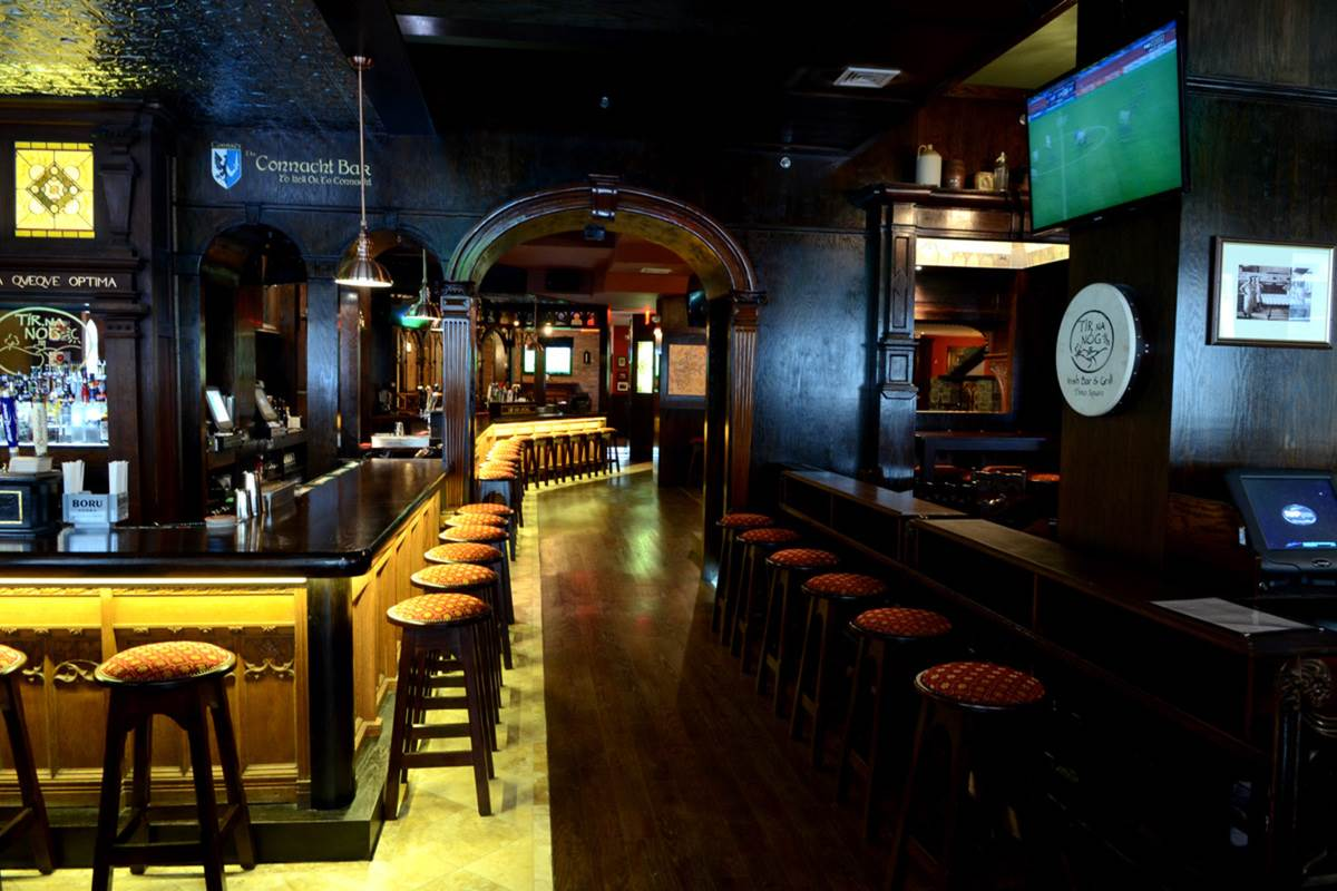 Best Irish Bars In Midtown Manhattan For St. Patrick's Day ...