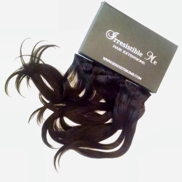 Midtown Girl by Amy Chandra - Irresistible Me Hair Extensions Review (4)