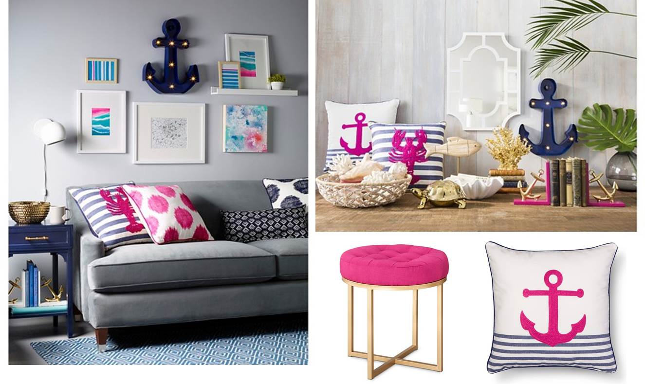 coastal chic furniture. Midtown Girl By Amy Chandra - Target Summer Prep Collection, Coastal Chic Decor Furniture