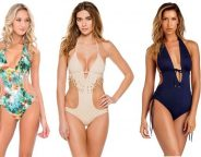 Midtown Girl By Amy Chandra Browne - The Hamptons Girl, Best Monokinis To Wear in the Hamptons