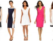 Midtown Girl by Amy Chandra - Cap Sleeve Summer Dresses, Date Dresses