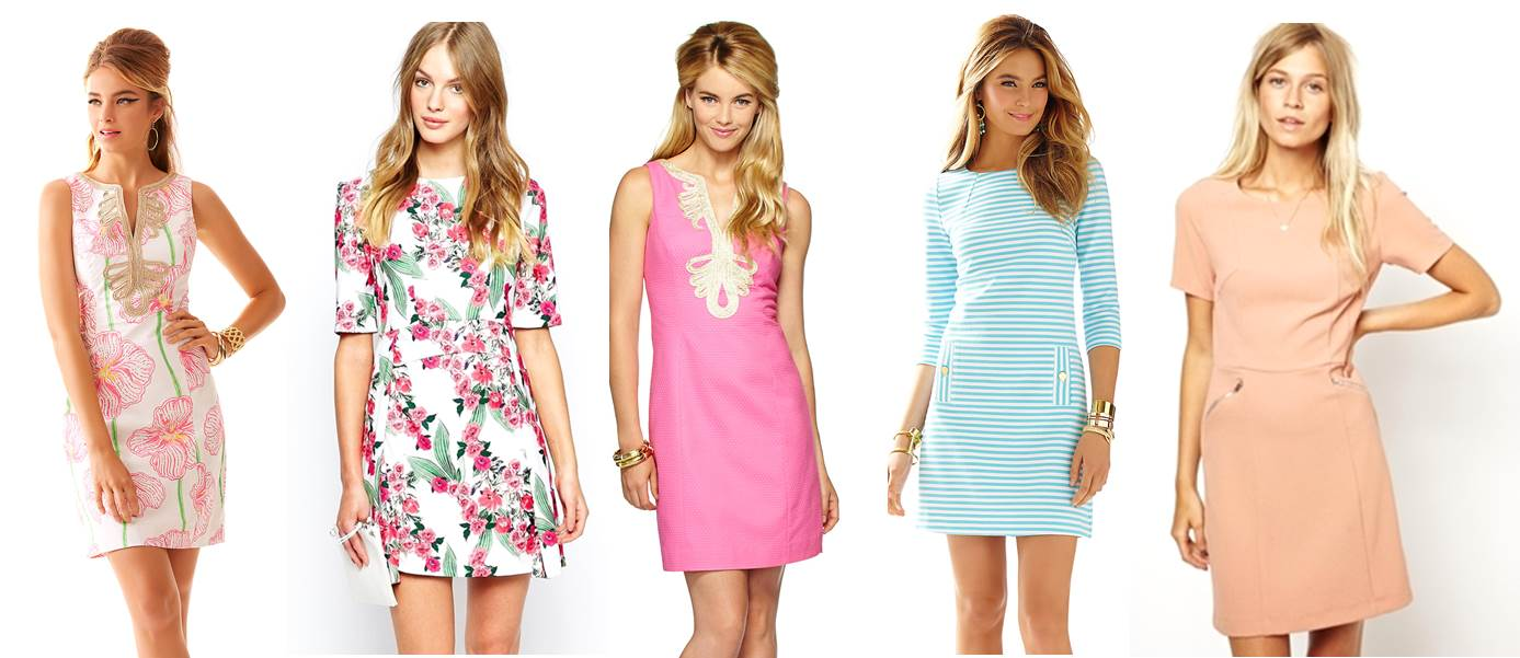 5 Chic Shift Dresses Perfect For Summer Date Nights | Midtown Girl