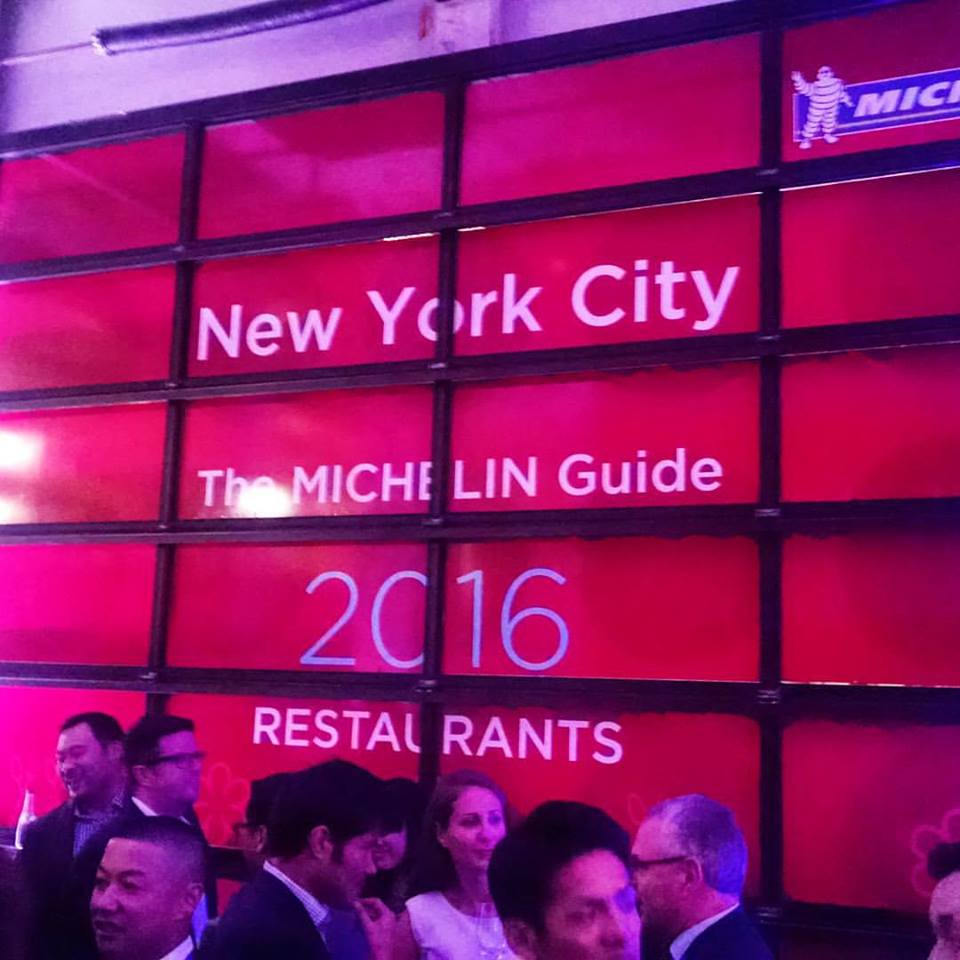 Midtown Girl by Amy Chandra - Michelin Guide 2016 Stars Event