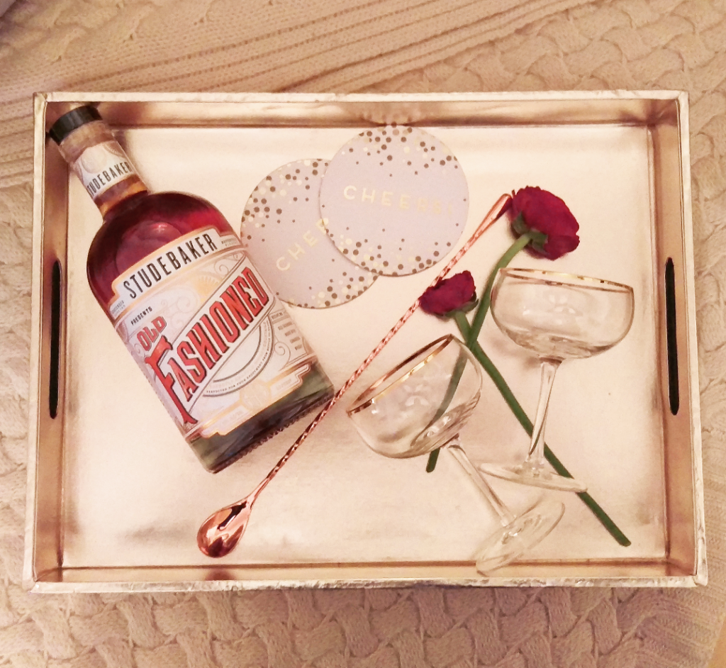 Midtown Girl  by Amy Chandra Browne - Studebaker Manhattan & Old Fashioned Cocktails