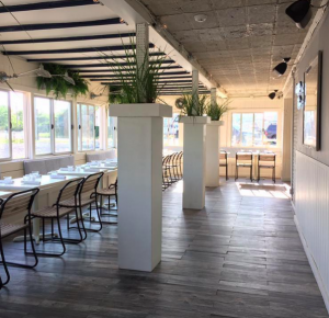 grey lady montauk restaurant Hamptons